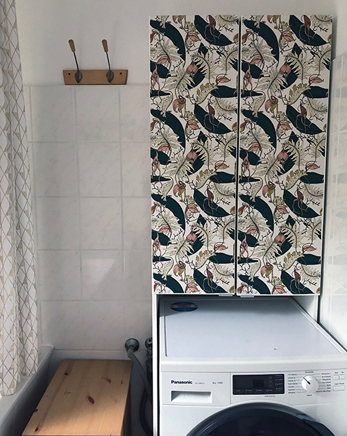 10 Ways to Transform a Space with Spoonflower's Removable Wallpaper | Spoonflower Blog