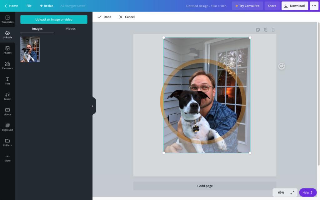 Add image over frame | Spoonflower Blog