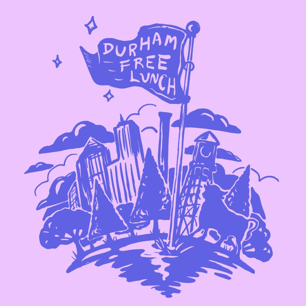 Durham Free Lunch logo