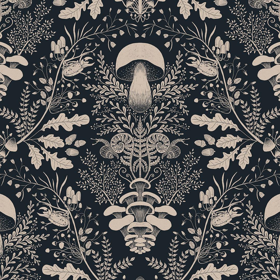 Reimagined Damask Design Challenge Spoonflower Blog