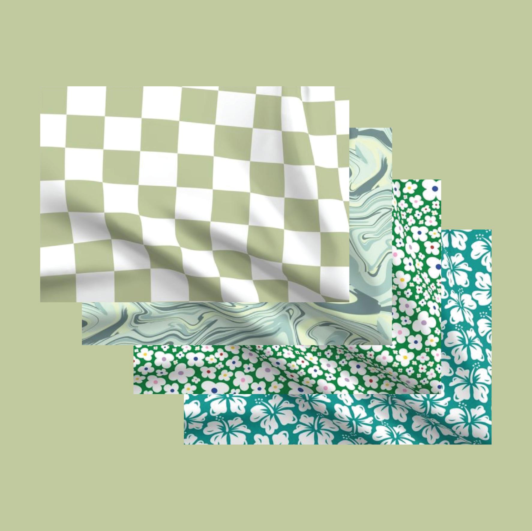 Pistachio Green Design Collection