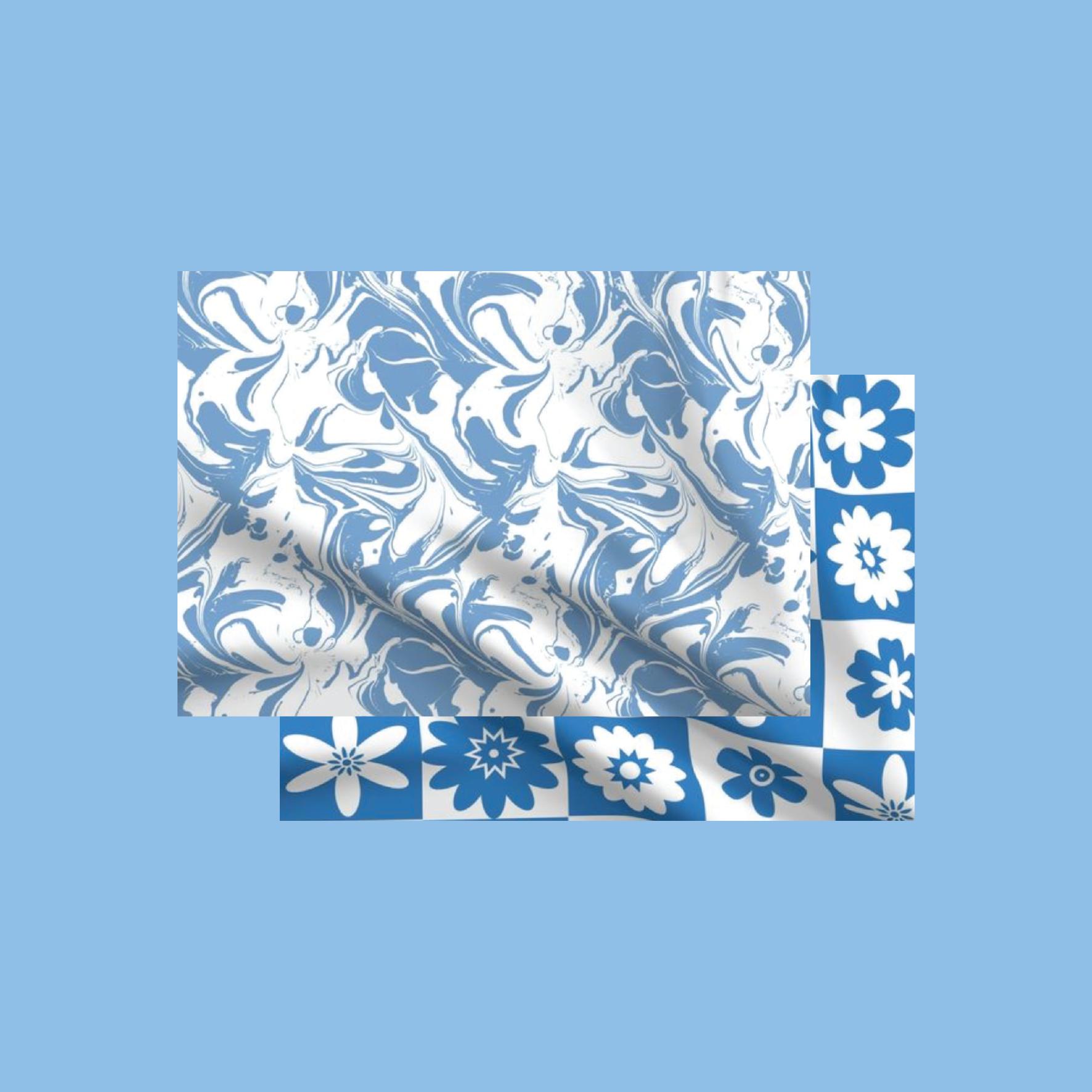 Sky Blue Design Collection
