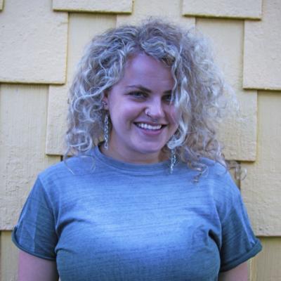 Headshot of Kelsie Jones