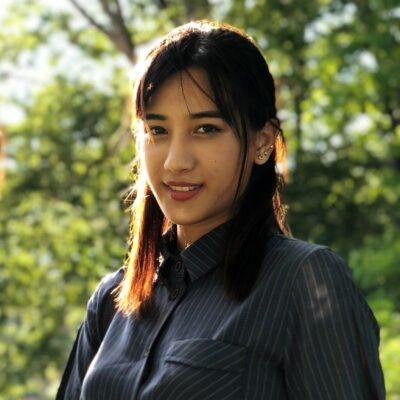 Bipasana Bajracharya headshot