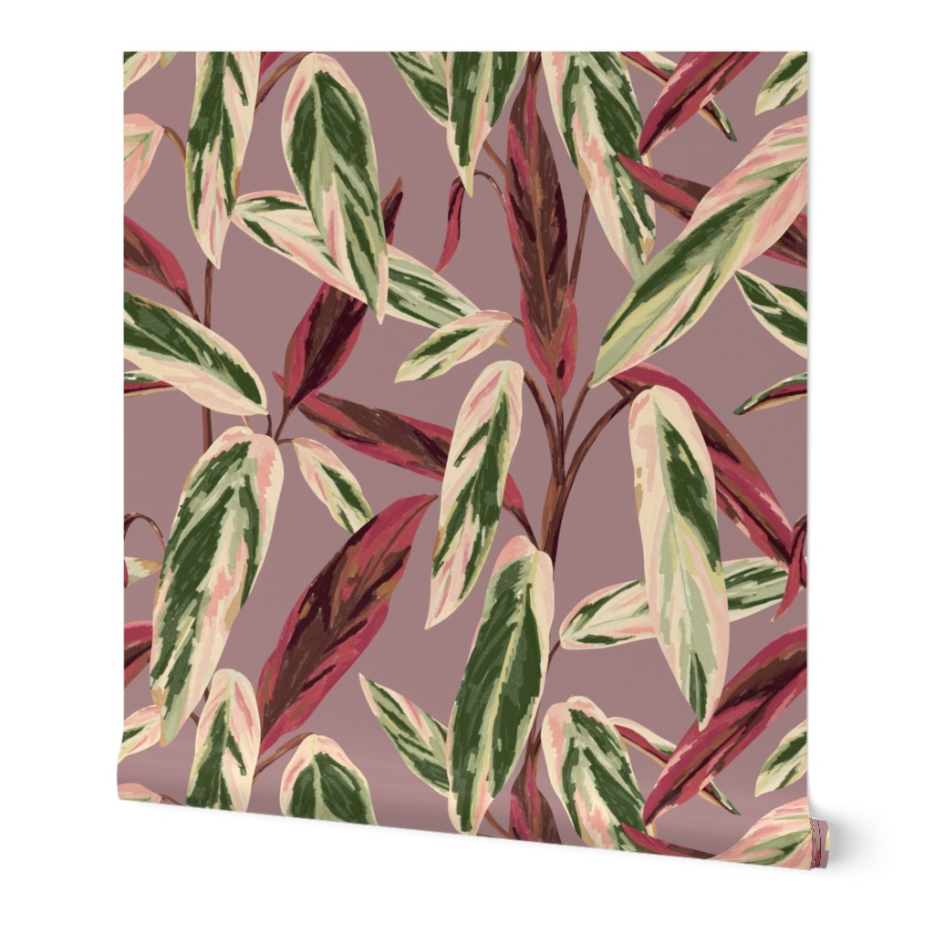 tropical wallpaper pattern